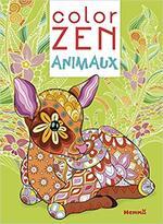 Chronique Color Zen Mandalas et animaux