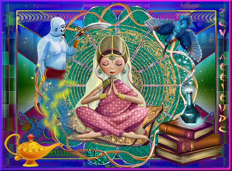 Zen Attitude défi (2) mars de Kalyona....