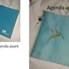 agenda colibri