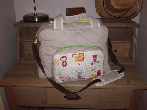 sac à langer bébé Noah