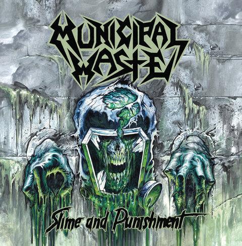 MUNICIPAL WASTE - Les détails du nouvel album ; titre en écoute