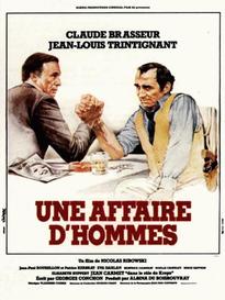 BOX OFFICE FRANCE 1981 UNE AFFAIRE D'HOMMES