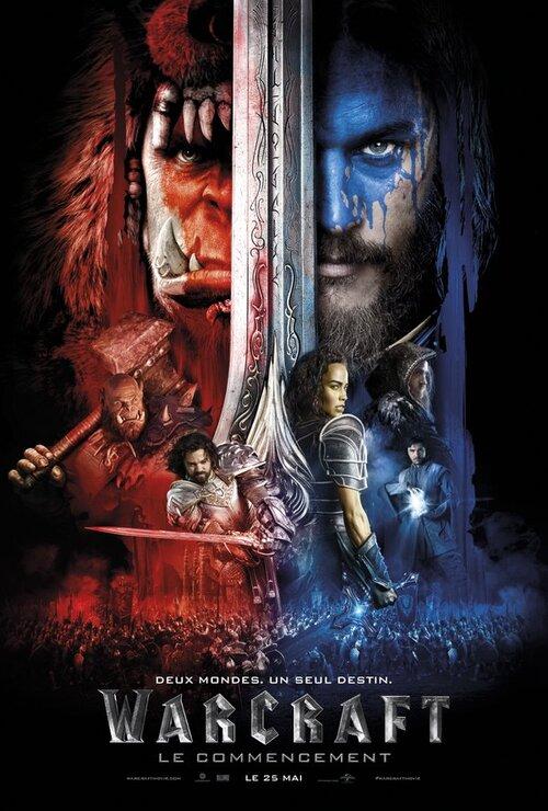 #Warcraft un premier film excellent aux effets spéciaux déments : 19/20