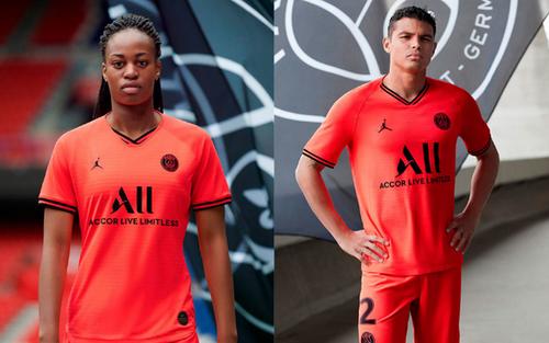maillot PSG Jordan Away 2019/2020