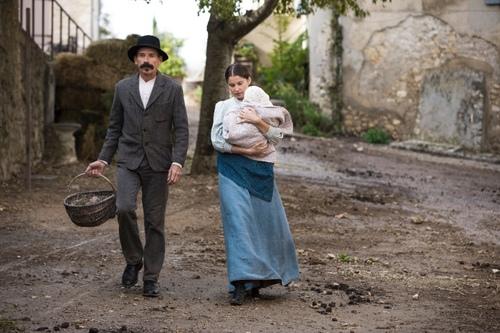 L'INCROYABLE HISTOIRE DU FACTEUR CHEVAL avec Jacques Gamblin, Laetitia Casta - Découvrez l'affiche ! – Au cinéma le 16 janvier 2019