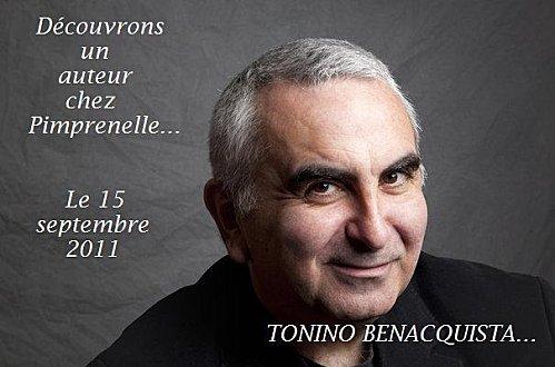 """""""La commedia des ratés"""" Tonino Benacquista"""