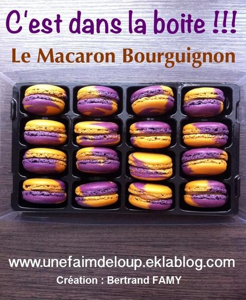 """Ma victoire au concours """" Le défi du macaron """" 2014"""
