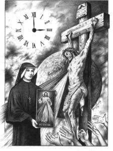 Sainte Faustine et le purgatoire
