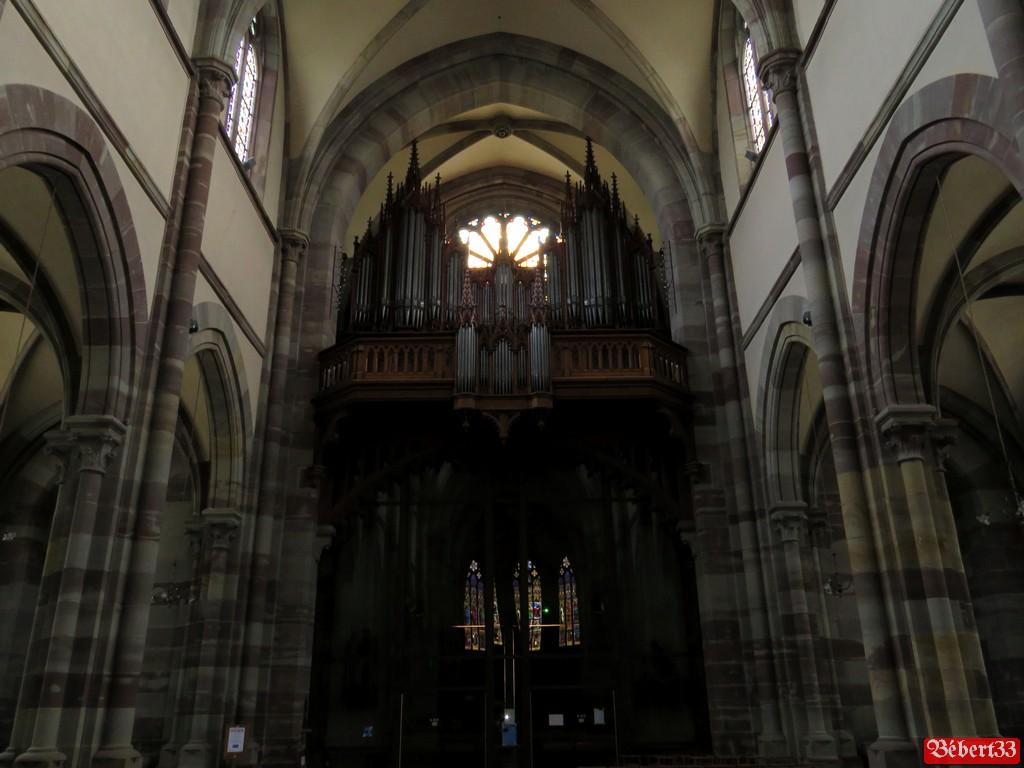l'église d'Obernai (67)