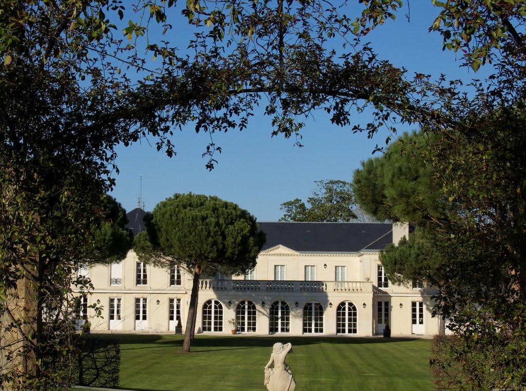Château Malartic-Lagravière !