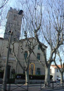 Le monastère des Récollets
