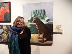 Photos de l'exposition à la Galerie Tag