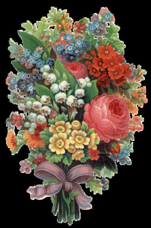 Fleurs vintage