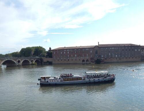 Toulouse en famille