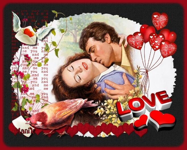 Défi pour cerise déco Saint valentin !