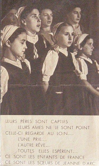 Prière pour les prisonniers de guerre
