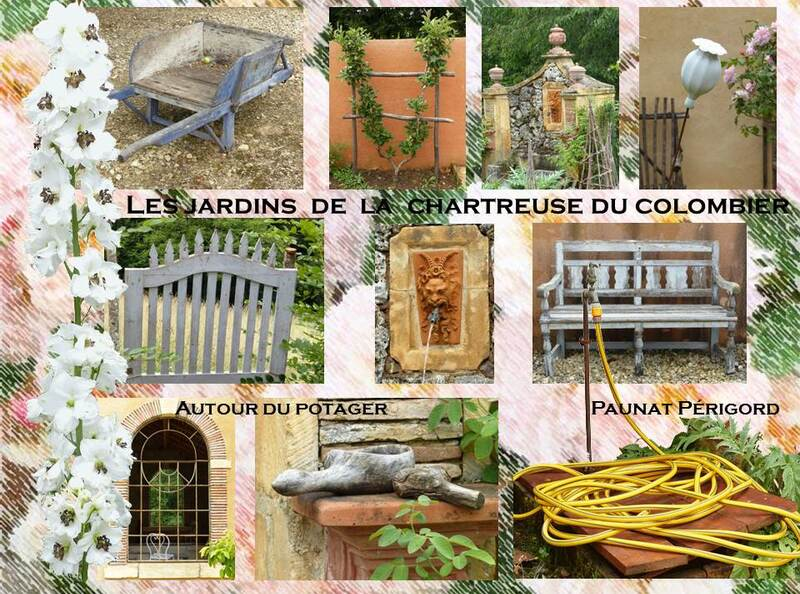 Les jardins de la chartreuse du colombier
