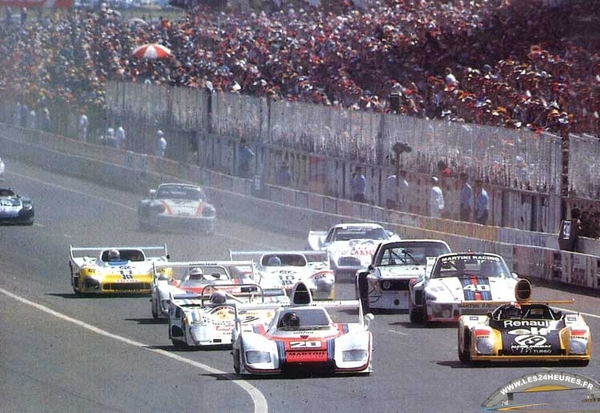 Le Mans 1976 I
