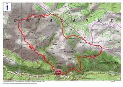 C'est la News (prochaine randonnée de la page d'accueil) : Le Sentier d'Arletes et autres hameaux perdus depuis Conat