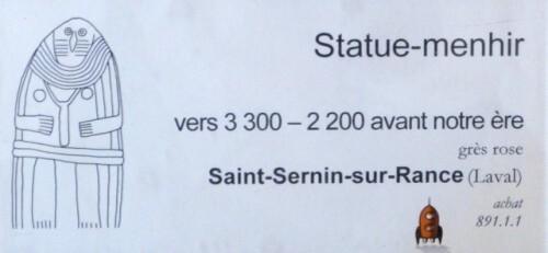 statue-menhir de Saint-Sernin Rodez 2