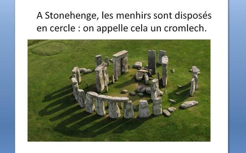 Stonehenge, un diaporama sur les mégalithes