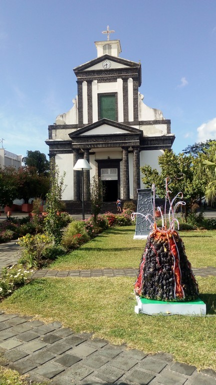 20/12/18 : Eglise de St-Benoit à la Réunion (1)