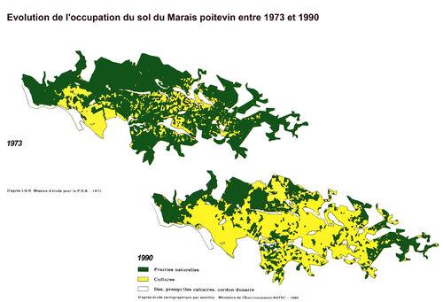 Les 40 ans de la loi sur la protection de la nature : focus sur le cas Marais Poitevin