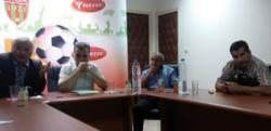Hariti et Hadj Taleb MCA 2014/2015
