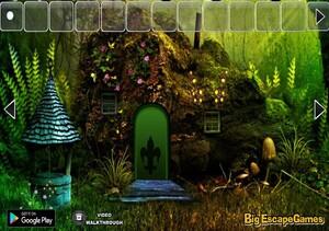 Jouer à Big Fairy escape from fantasy forest