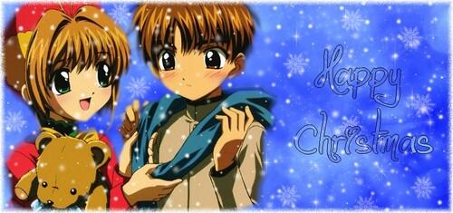 Thème Noël Romantique Sakura
