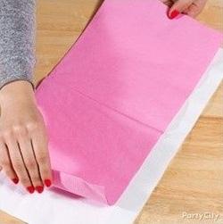 DIY Origami : Pliage de serviette - Lapin / La Folie des Fêtes