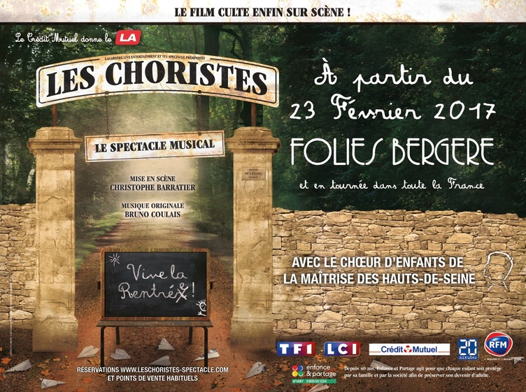 Les Choristes : Spectacle musical