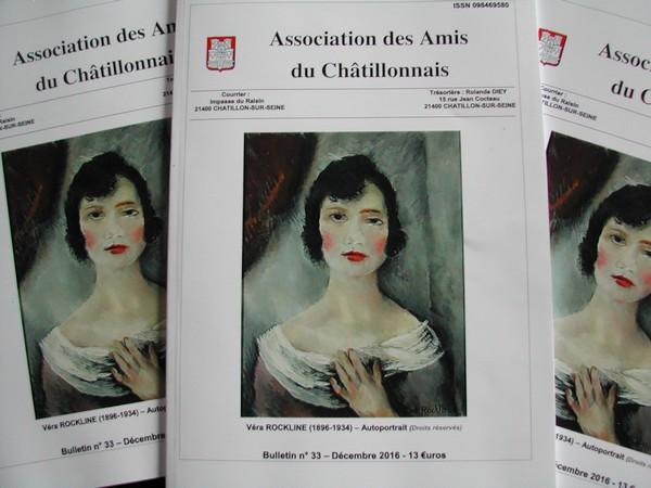L'Assemblée Générale des Amis du Châtillonnais aura lieu samedi 18 février...