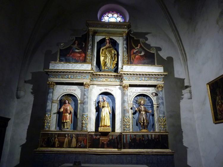 Chapelle Saint-Benoît