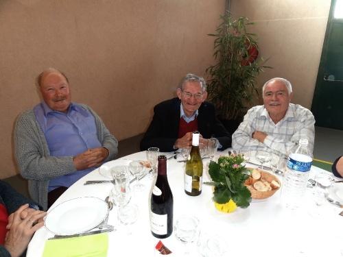 Le repas offert aux Séniors de la ville de Châtillon sur Seine...