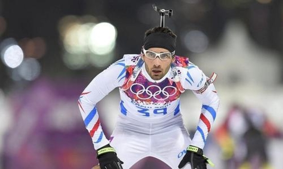 Martin Fourcade Sochi 2014