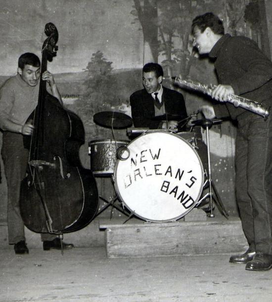Récapitulatif 4 - Orchestre Estudiantin de Jazz à Philippeville -1959
