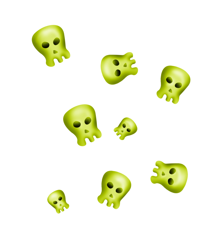 P.U GOULS AND GOBLINS