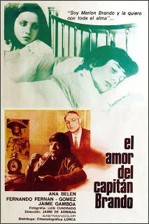 Любовь капитана Брандо / El amor del capitán Brando.