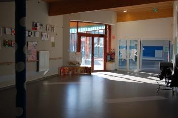 Photographies de l'espace scolaire