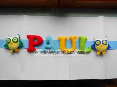 Guirlande PAUL