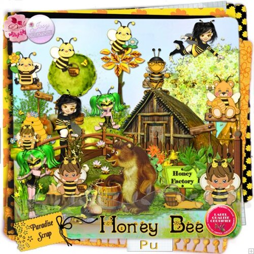 kit honey bee