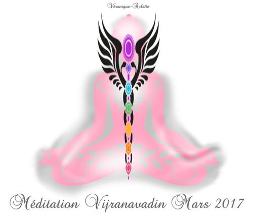 MCU - méditation Vijranavadin Mars 2017