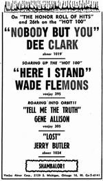 Wade Flemons & The Newcomers