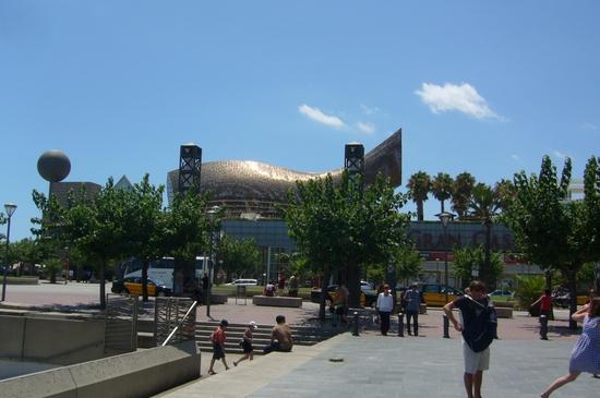 Ciutadella Olimpica-grand casino