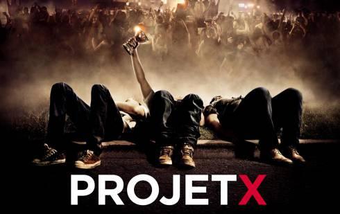 Movie - PROJET X.