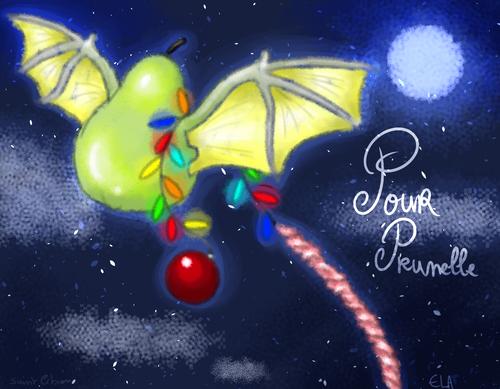 Cadeau pour Prunelle / Secret Santa