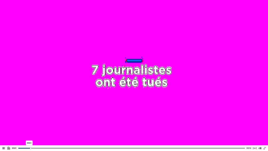 MEURTRES DE JOURNALISTE EN EUROPE...L'AC-tue !?
