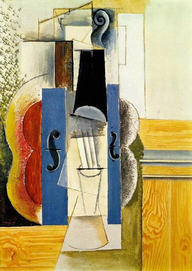 Le violon de Picasso