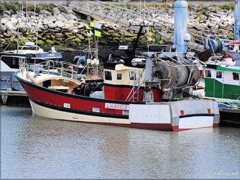Photo bateaux de pêche (la Cotiniere-Ile d'Oléron)